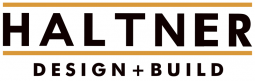 Haltner Design + Build Logo