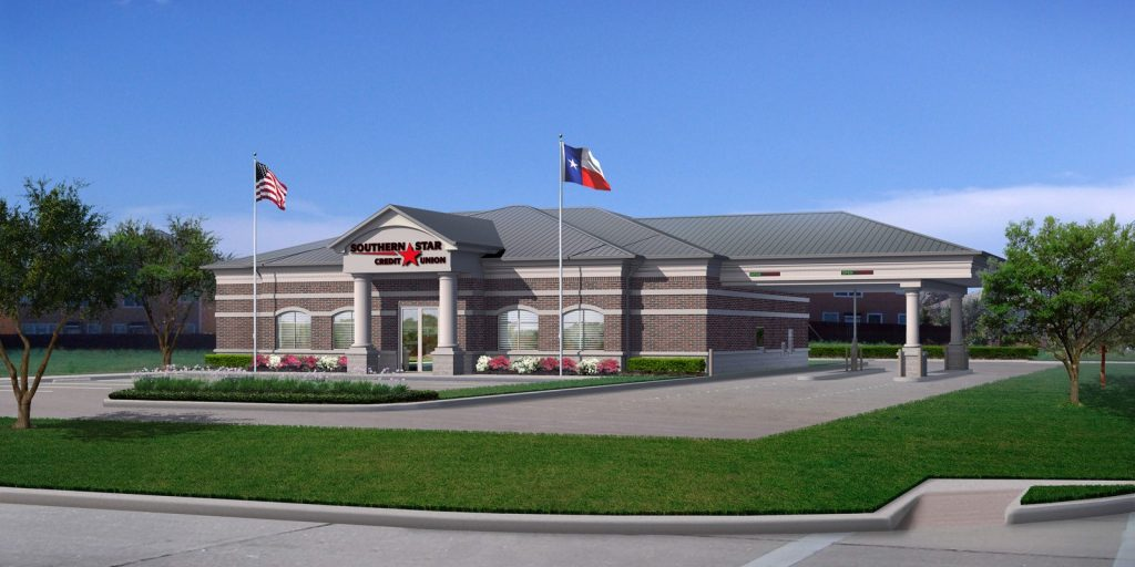 Design Build Projects: Southern Star Credit Union